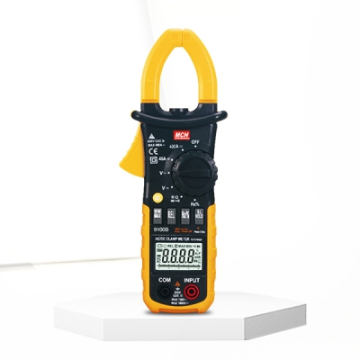 Digital display AC and DC clamp meter
