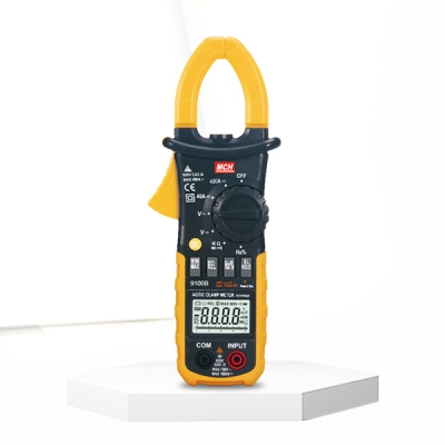 Digital DC clamp meter