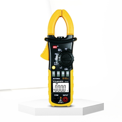 Digital display AC clamp meter